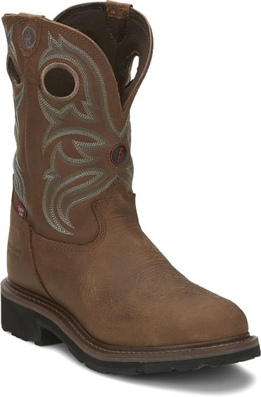 Image for SNYDER BROWN boot; Style# RR3206