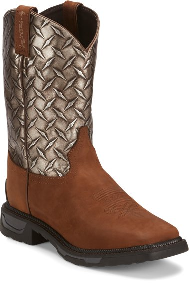 Image for DIBOLL DIAMOND PLATE boot; Style# TW4021