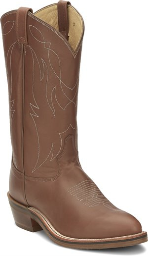 Brown Tony Lama Boots Zindelo