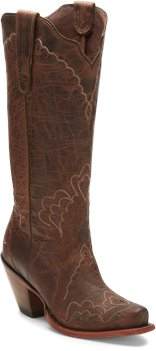 Tan Tony Lama Boots Allison