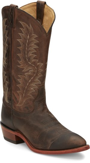 Chocolate Tony Lama Boots Llano Chocolate