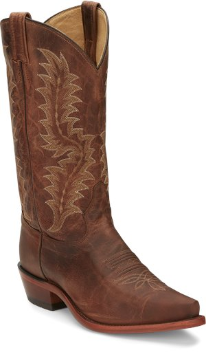 Tan Tony Lama Boots Llano Tan