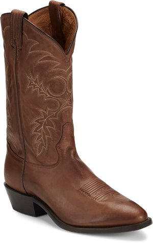 Medium Brown Tony Lama Boots Segar Brown I