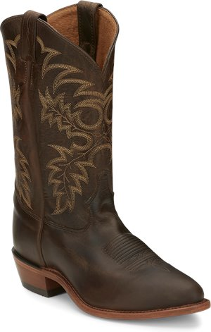 Brown Tony Lama Boots Segar Tan