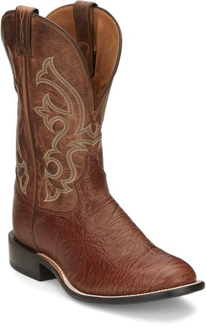 Medium Brown Tony Lama Boots Crowell Tan