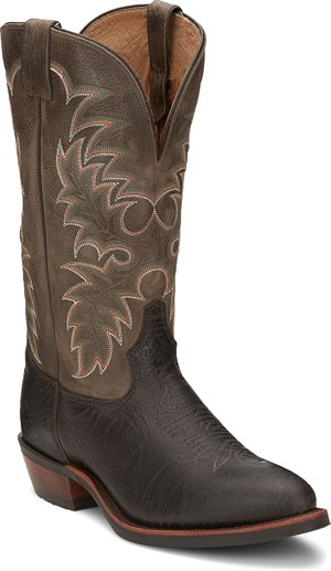 Dark Brown Tony Lama Boots Krauss Brown
