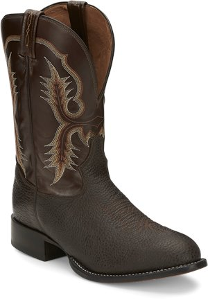 Medium Brown Tony Lama Boots Vasco