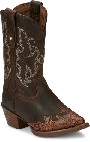 Tan Savannah Tony Lama Boots Tillie