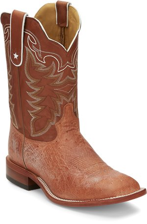 Light Brown Tony Lama Boots Travis Cognac