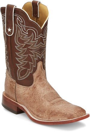 Antique Tan Tony Lama Boots Travis Antique Tan