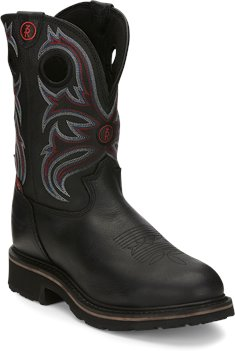 a7c32d0903c Tony Lama Boots Snyder in Black Grizzly - Tony Lama Boots Mens ...