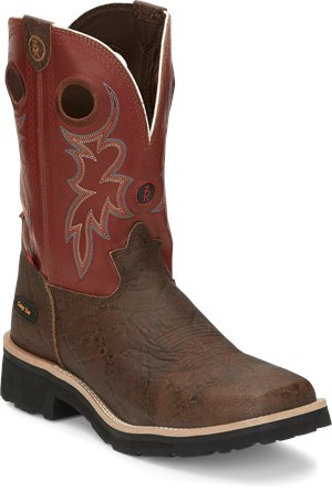 Walnut Tony Lama Boots Levelland