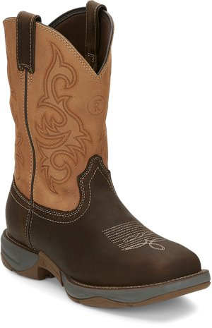 Dusty Tony Lama Boots Junction Steel Toe