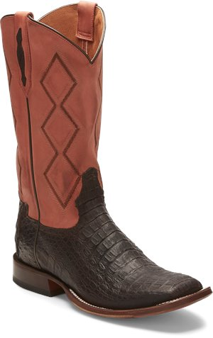 Brown Tony Lama Boots Forrest 13