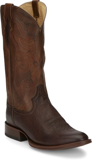 Brown Tony Lama Boots Patron Chocolate