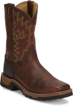 Bark Badger Tony Lama Boots Westbrook Comp Toe