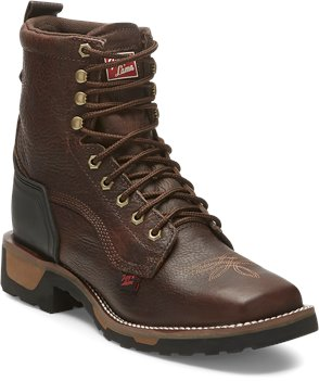 Bark Badger Tony Lama Boots Carthage