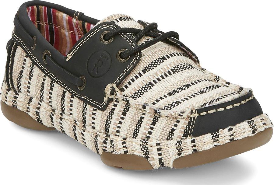 Tony Lama Boots Lindale Black Tan II : Black Tan - Womens