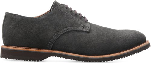 Charcoal Suede Walk-Over Chase