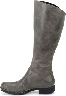46da8609804d Born Laurette in Peltro Suede - Born Womens Boots on Shoeline.com
