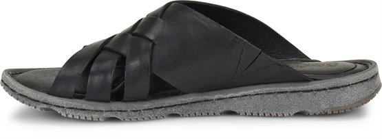 947f54bd959e Born Tarpon in Black - Born Womens Sandals on Shoeline.com