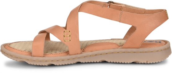cded81083 Born Trinidad in Tan - Born Womens Sandals on Shoeline.com