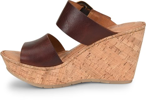 9213250d846c Born Emmy Band in Rust - Born Womens Sandals on Shoeline.com