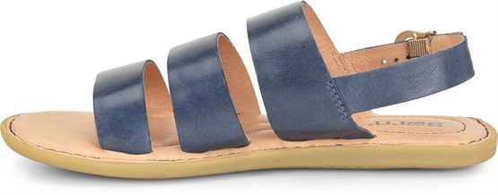 Midnight Navy - Born Womens Sandals