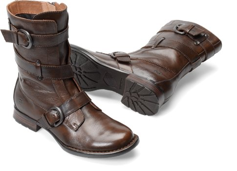 Cognac Burnished Born Alamid