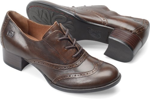 Cognac Burnished Born Naleigh