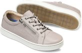 Born Tamara in Light Grey Perf