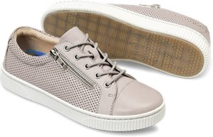 Light Grey Perf Born Tamara