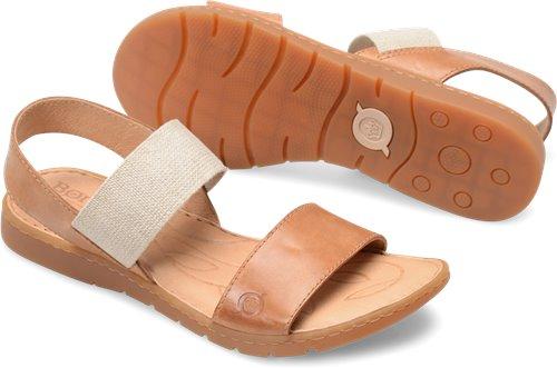 8d5bce9403e5 Born Parson in Luggage - Born Womens Sandals on Shoeline.com