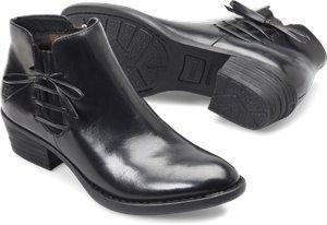 Black Leather Born Bowlen
