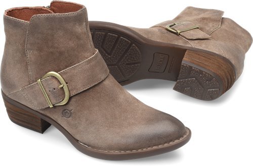 born baloy in taupe distressed born womens boots on shoeline com