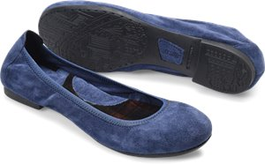 Indigo Suede Born Julianne