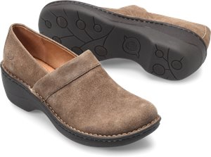Taupe Suede  Born Toby