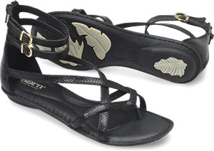 Black Embossed Born Mai Gladiator
