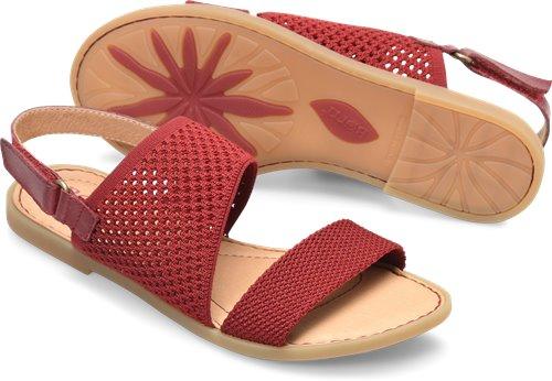 Hanz Knit Sandals MS1IZ8thA5