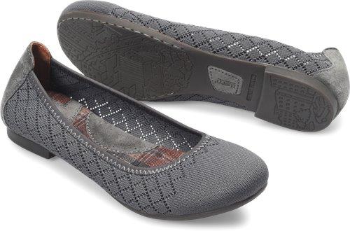 Grey Combo Born Julianne Knit