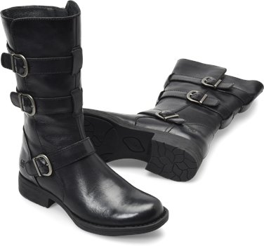 4931be2c76c Born Ivy in Black - Born Womens Boots on Shoeline.com