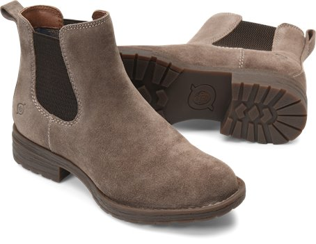 Mustang Suede Born Cove