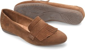 Siena Suede Born McGee