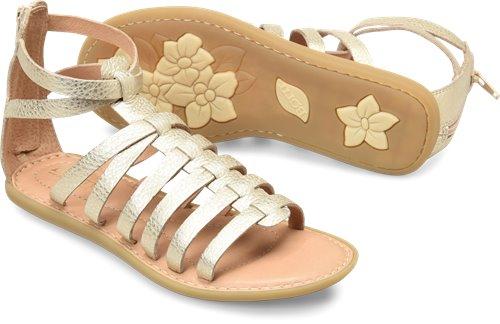 Natur Metallic - Born Womens Sandals