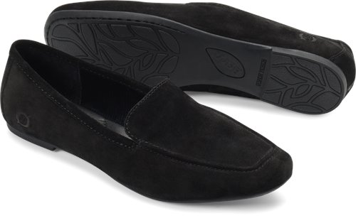 Black Suede Born Petil