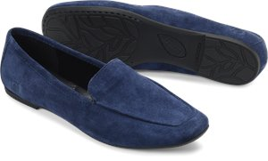 Indigo Suede Born Petil