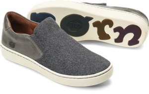 Dark Grey Wool Combo Born Skit