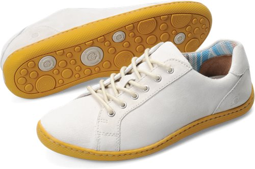 White Yellow Suede Born Sean