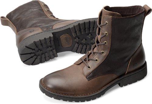 Mens Born Allen Boots Boardwalk/Castagno DEV80090