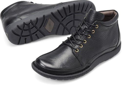 Black Born Nigel Boot